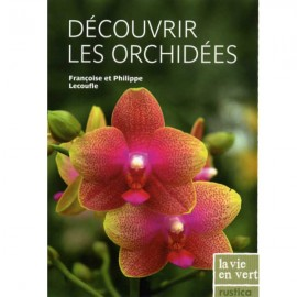 """Livre """"Découvrir les orchidées"""""""