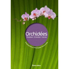 """Livre """"Les Orchidées"""""""