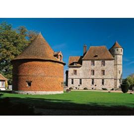 Exposition La Magie des Orchidées - Château de Vascoeuil