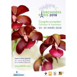 2018-03-23- CONGRES EUROPEEN EOCCE PARIS ORCHIDEES 2018