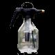 Vaporisateur transparent neutre