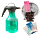 Engrais, mélange de rempotage (1 sac) et 1 vaporisateur