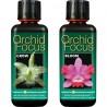 Lot d'engrais 2 x 300ml Orchid Focus (1 croissance + 1 floraison)